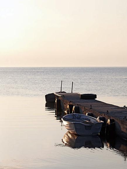 balade barque à quai