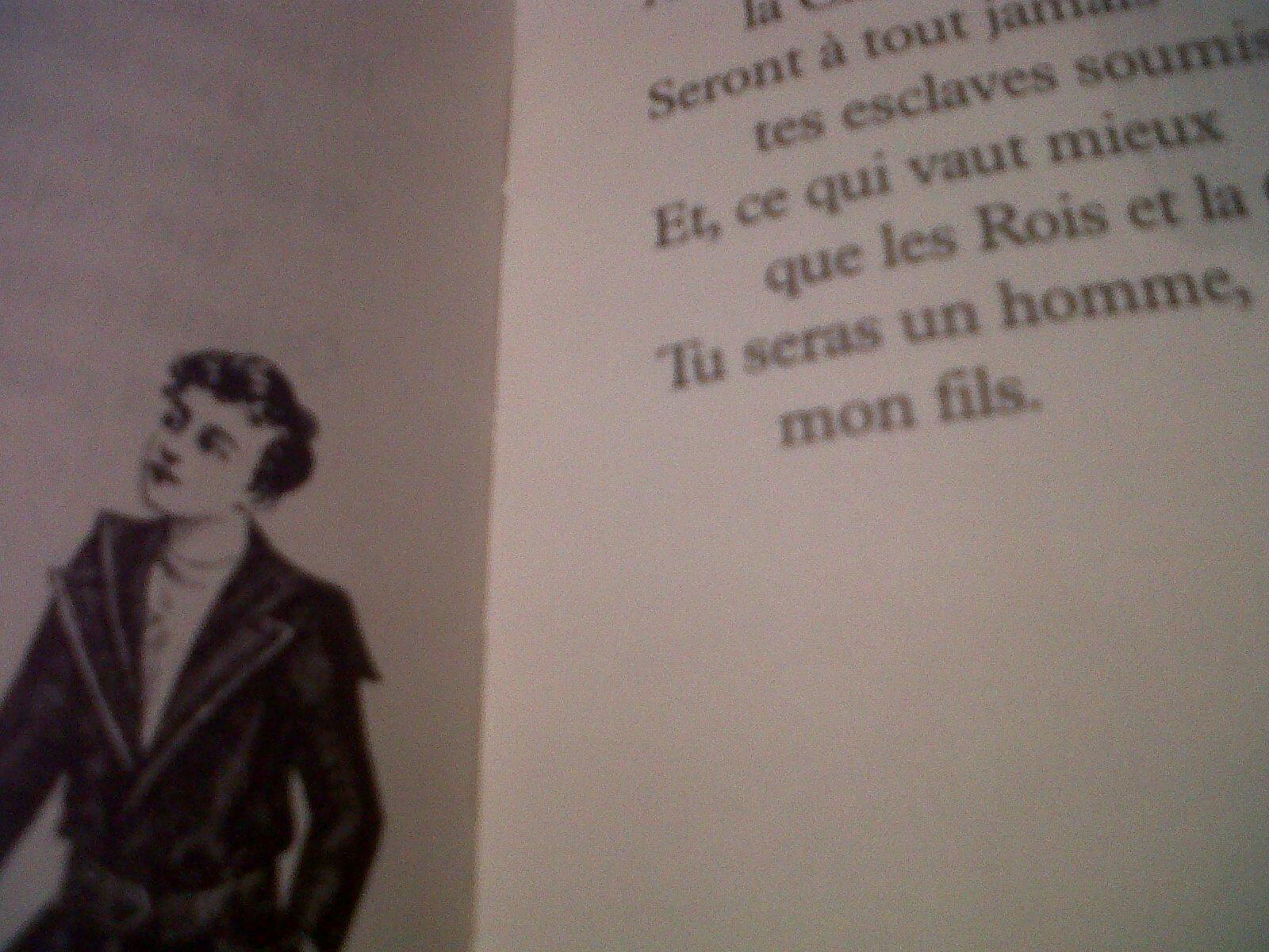 Si Tu Seras Un Homme Mon Fils Poème De Rudyard Kipling