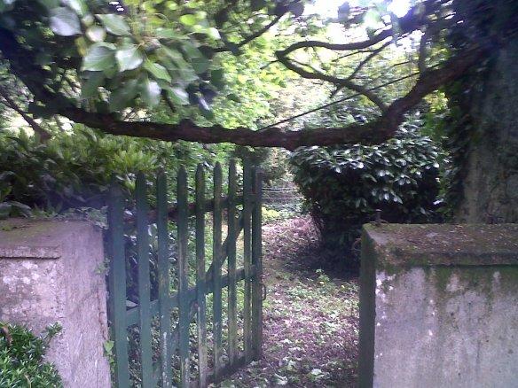 jardin secret !