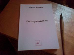 correspondances de Valence Rouzaud