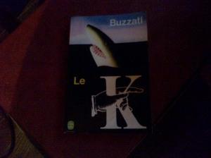 Le K de Buzzatti