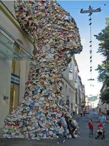 mort des livres-bouh !