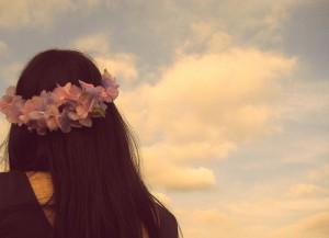 fairy-tales memories tublr jeune fille en fleur