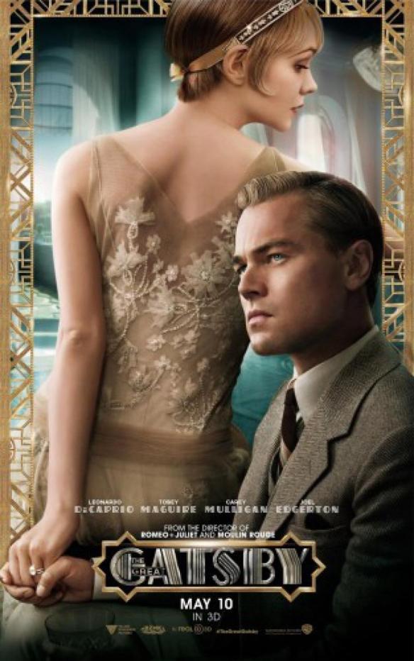 Gatsby film affiche 1