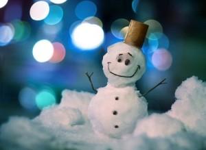 bonhomme de neige 2
