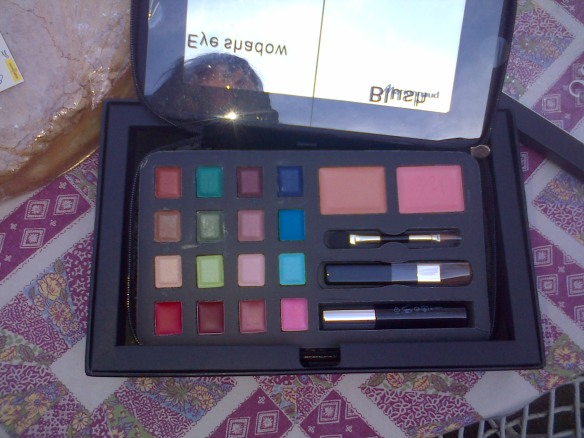maquillage couleurs syl