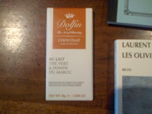 swap béa chocolat dolfin
