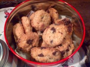 swap béa cookies maison miam