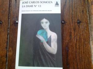 la femme n° 13 DE jOS2 cARLOS sOMOZA