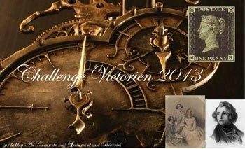 logo challenge victorien 2013 aymeline