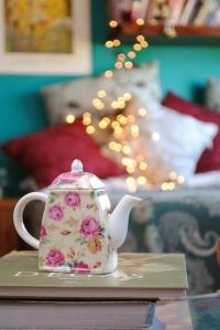 Le thé fait rêver, non ? Isn't it ?