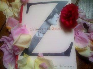 z comme zelda roses et pétales