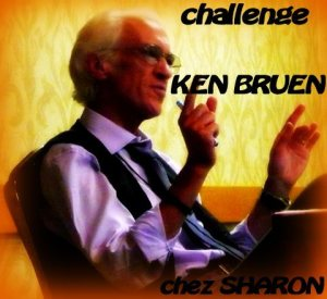logo challenge ken bruen