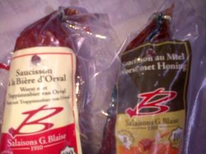 morgouille saucissons