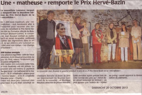 20131020 Prix Hervé Bazin