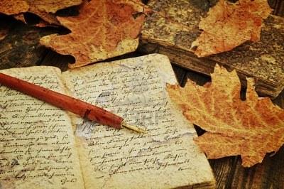 Poésie d'automne