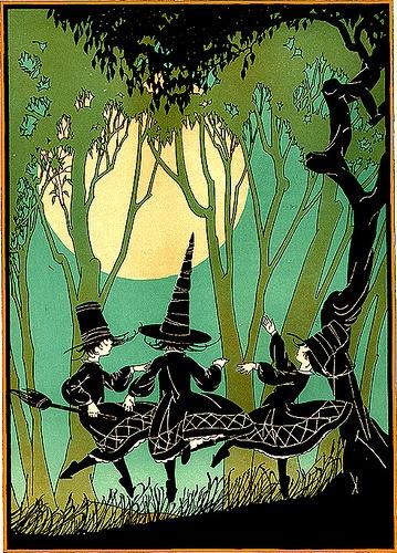 halloween sorcières bretonnes velvetinabat