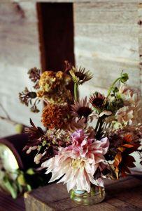 bouquet mi-automne hiver