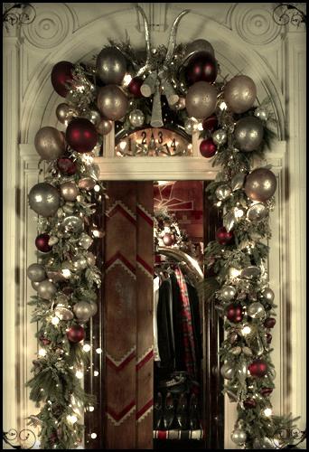 boules en guirlande christmas4u tumblr