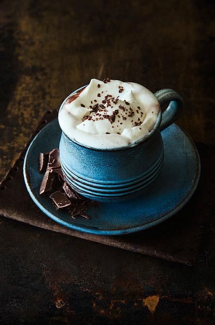 chocolat bleu wanderfustywriter