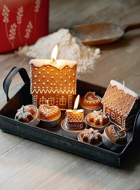 ... réponses à La balade du mercredi , en gourmandise et …vers Noël