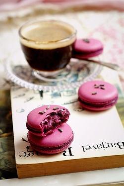 café et macarons ana-rosa tumblr