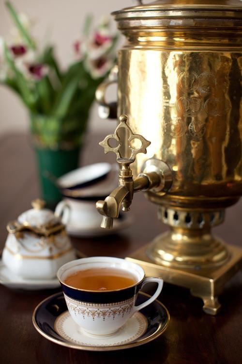 tasse de thé et fontaine superbe lylou tumblr