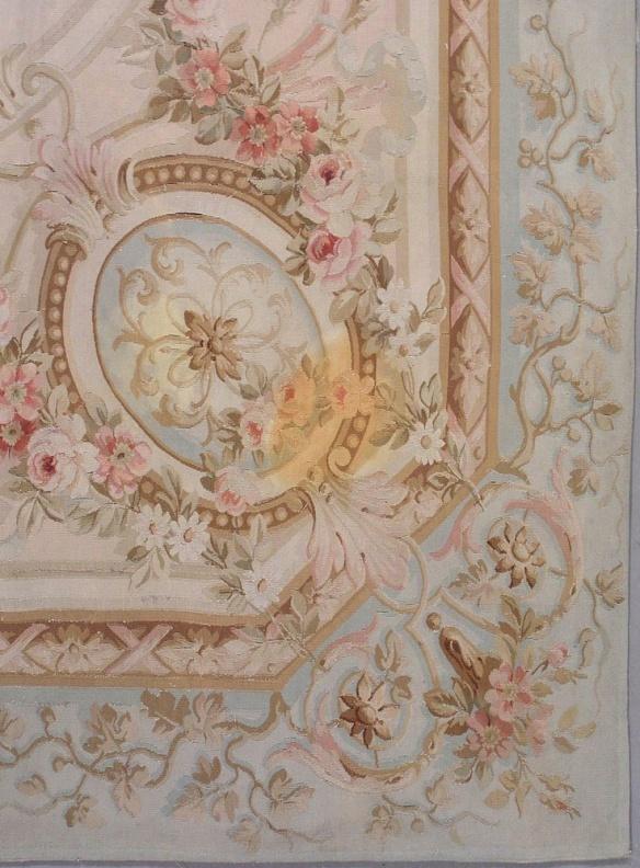 fond papier peint ancien rose ana-rose