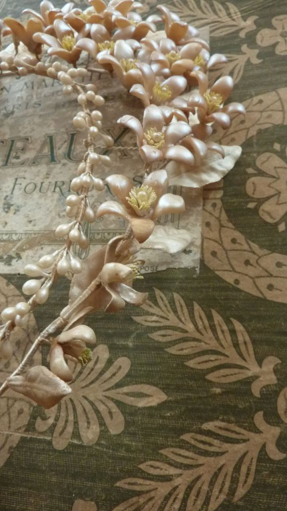 fond perles dentelles ana-rosa
