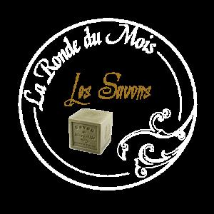 logo ronde du mois les savons