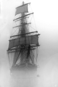 navire brume hampshire