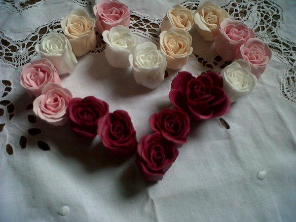 savons roses en coeur2