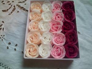 Soene roses savon