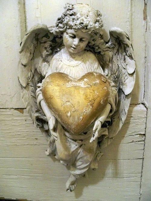 ange pour Lylou Shabby in love sur FB