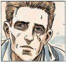 Meurseault vu par Fernandez... je trouve qu'il a des faux airs de Camus...