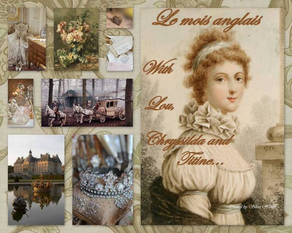 angleterre élizabéthaine collage dreams sur fb