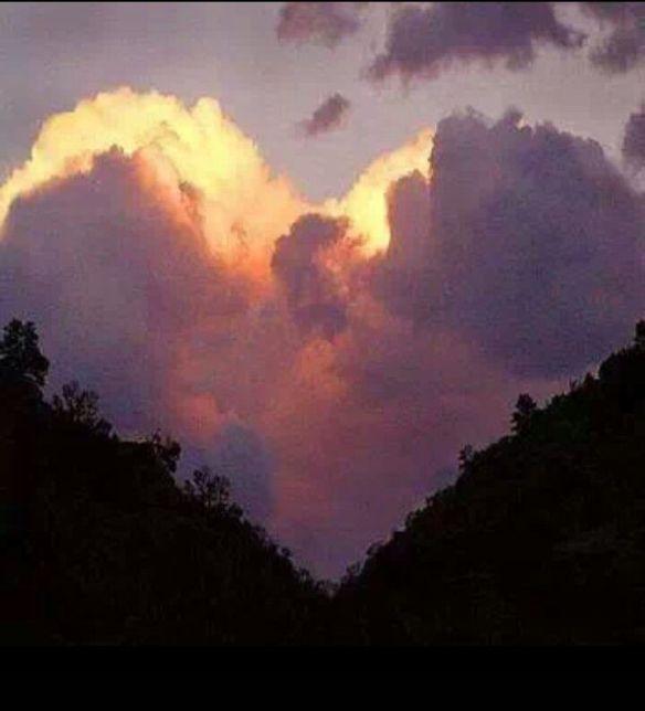 coeur de nuages