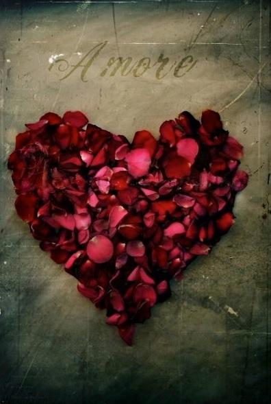 coeur pétales amore freeangel462