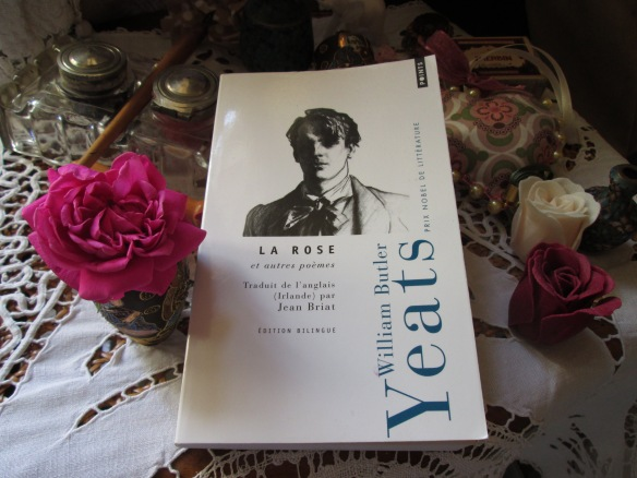 Yeats La Rose pour jeudi poésie