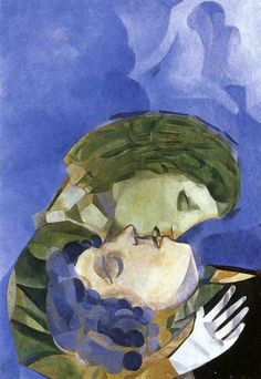 Chagall (amoureux)