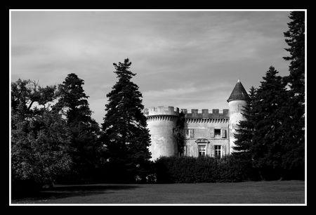Château d'Emile Loubet, président de la République sous la IIIème...jusqu'en 1906.