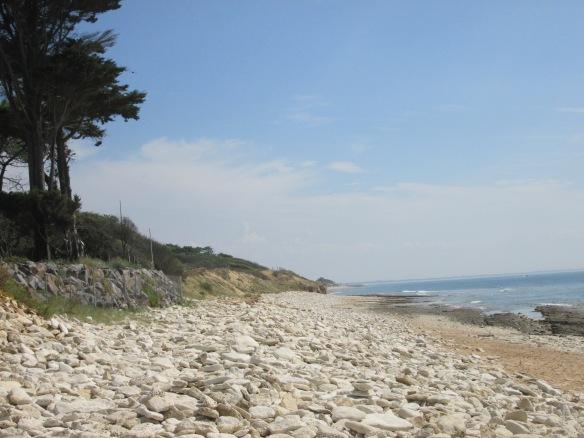 plage de Ragounite