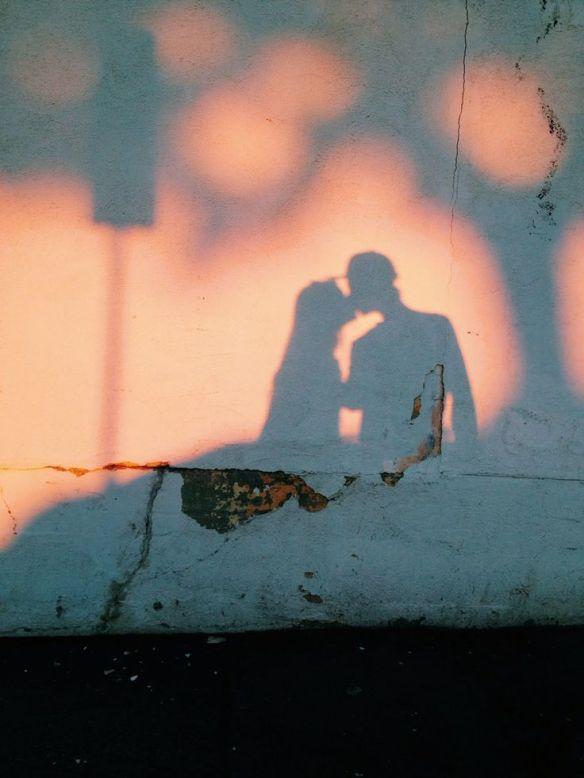 amoureux en ombres chinoises pintrest
