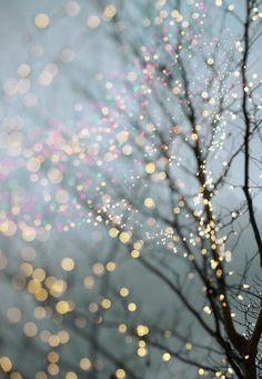 apparition neige des étoiles