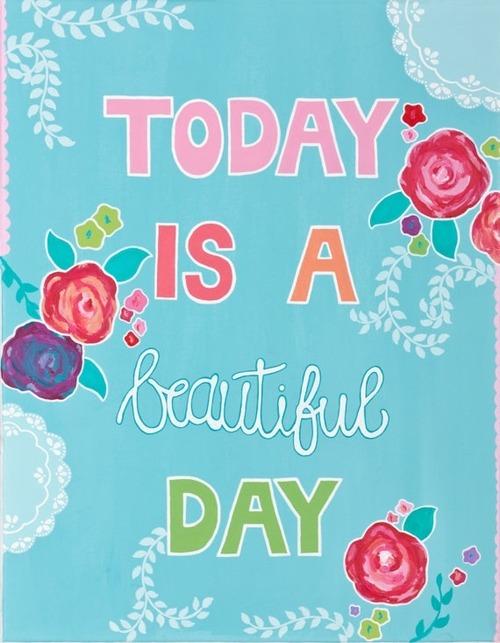 belle journée allthingsshabbyandbeautful