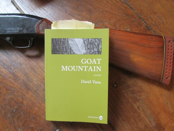 Goat Mountain de David Vann