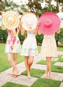 plumes femmes chapeaux ana-rosa