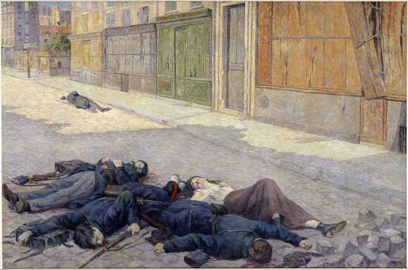 a hugo commune de paris 1870