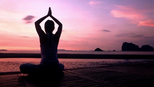 a personne nerveuse yoga