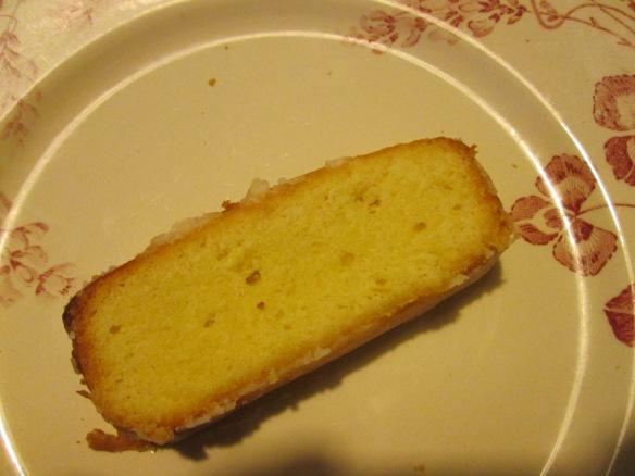 """""""Mon"""" cake """"ultime"""" au citron sans zestes de citron et sans BEURRE !!! Un truc sans gluten en plus..."""
